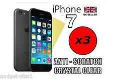 3x claro como el cristal protector de pantalla cubierta protector de pantalla LCD película PARA APPLE IPHONE 7 2016