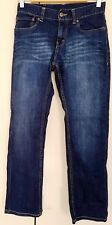 LEVI STRAUSS 511 Red Tab LEVI'S JEANS W27 L27 - Size 14 Zip Fly - Exc. Pre-Loved