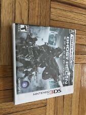N3DS - Tom Clancy's Ghost Recon: Shadow Wars  - Nintendo 3DS NEW Factory Sealed