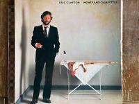 Eric Clapton – Money And Cigarettes - Duck Records – 1-23773 - Vinyl - 1983