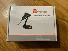 TaoTronics Wired Usb Barcode Scanner model: 30-88001-003 New In Box Black