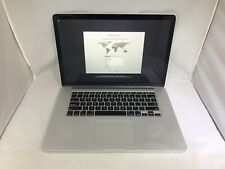 MacBook Pro Retina 15 Late 2013 2.0GHz i7 8GB 256GB Good FREE & FAST SHIPPING!!!