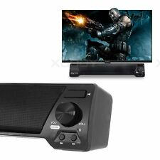 TV Sound Bar Home Theater Subwoofer Soundbar with Bluetooth Wireless / 3.5mm AUX