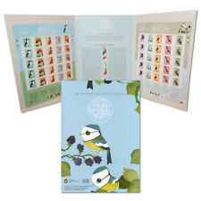 Isle of Man - Matt Sewell's Birds Limited Edition Presentation Stamp Pack