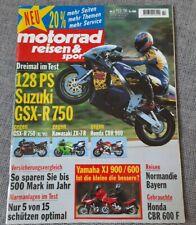 Motorrad, Reisen & Sport 02/1996 - BMW-Honda - Kawasaki- Suzuki- Yamaha