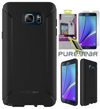 Tech21 BLACK EVO TACTICAL CASE + TEMPERED GLASS COVER FOR SAMSUNG GALA