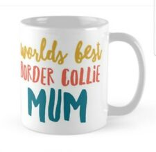 BORDER COLLIE GIFT IDEA Mug PRESENT FOR LOVER OF BREED