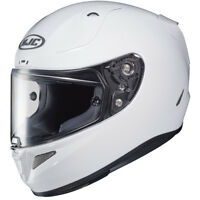 HJC RPHA 11 PRO FULL FACE MOTORCYCLE HELMET SOLID WHITE X-LARGE XL 0803-0109-07