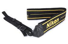 Tracolla cinghia per Nikon Edizione90 Anniversario Per D4 D3x D3s D800 D3200 D7