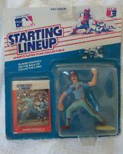 1988 Shane Rawley Philadelphia Phillies Starting Lineup SLU MLB Baseball