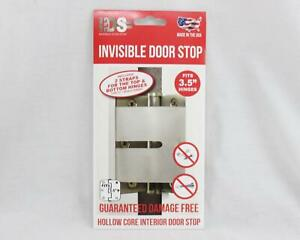 """IDS Invisible Door Stop Fits 3.5"""" Hinges BRAND NEW A089"""