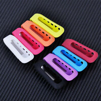 Replacement Silicone Rubber Clip Holder for Fitbit One Smart Wristband Accessory