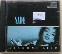 Sade : Diamond Life CD R&B Soul 80s Legends Music