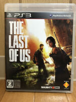 The Last of Us (Play Station3, Japanese Version) Sony, Naughty Dog