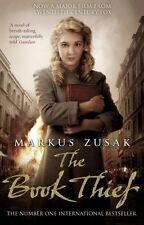 The Book Thief by Markus Zusak (Film tie-in) New Paperback Book