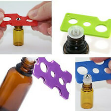 New Essential Oil Plastic Opener Key Tool Remover Roller Balls and Caps Bottles