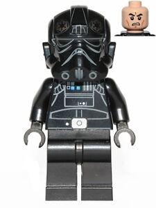 sw621 Lego Star Wars 75106 75128 75082 - Tie Fighter Pilot (Rebels) Minifigure