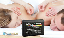 QuWave Relaxer QWR1B - Ultimate Stress Reduction - Heals your Brain/Body/Spirit