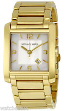 Michael Kors MK3147 Mother of Pearl Dial Gold Tone Stainless Women's Watch