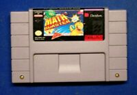 Math Blaster: Episode One (Super Nintendo SNES, 1994)