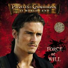 Pirates of the Caribbean: At World's End - Force of Will (Books, Fiction) New