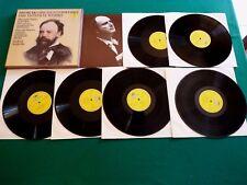 DVORAK - Orchestral Works (DG 2740 238) - Box 6LP