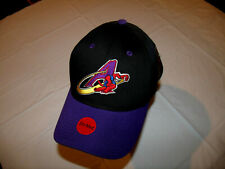 Akron Aeros Hat MiLB OC Outdoor Cap Sm/Med Snapback New w/ Tag Cleveland Indians