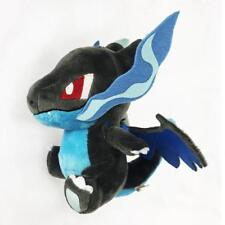 "Pokemon Mega Charizard X Evolution Plush Toy Cute Soft Doll Figure 6"" Xmas Gift"