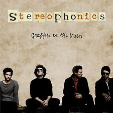STEREOPHONICS GRAFFITI ON THE TRAIN CD NEW SEALED INDIAN SUMMER OASIS