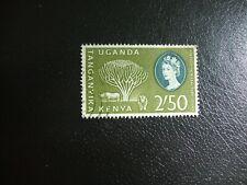 Kenya, Uganda & Tanganyika 1960 SG195 2s50 Olive Green. Used. Cat £2.75