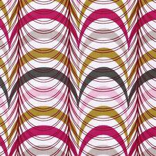 Wellen Arches pink Stoff Baumwolle Patchwork Free Spirit Lovelorn