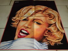 MARILYN  MONROE  , Poster / Plakat  , Top Wand Dekoration