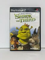 Shrek the Third - Playstation 2 PS2 Game - Complete & Tested