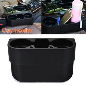 Car Seat Seam Cup Holder Bottle Storage Box for Toyota Hiace RAV4 Landcruiser