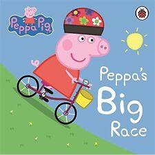 Peppa Pig: Peppa's Big Race  Penguin Books Ltd (Board book, 2014) - New
