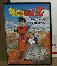 Dragon Ball Z The History of Trunks DVD Uncut
