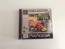 Radikal Bikers (PS1/PS2/PS3) PAL UK New Sealed
