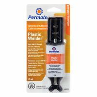 PERMATEX 5 Minute Plastic Weld Epoxy any Combination for all Types of Materials