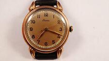 STOWA military style vintage watch uhr handwinder handaufzug cal 132