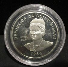 1984 REPUBLICA DA GUINE - BISSAU Titina Sila International Games - Balance Beam