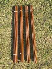 """100pcs NewTonkin Bamboo arrow shaft  handmade 55-60# 39.4""""(100cm) only shafts"""