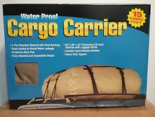 ' WATER  PROOF ' Cartop Cargo Carrier 15 cu. ft.