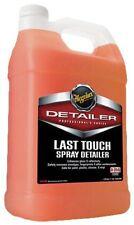 Meguiar's MGL-D15501 Detailer Last Touch Spray Detailer, Gallon