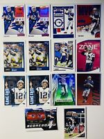 2020 Donruss Football Tom Brady Non Prizm Silver Holo Lot Tampa Bay Buccaneers