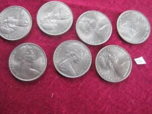 1970 20 cent coin -UNC --- these are brilliant coins  ( you get 1 coin )