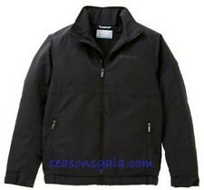 Mens Columbia Jacket Cold Spring Fall Fleece COAT Northern Bound Black Large L