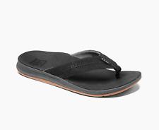 Reef Ortho Coast Black Men Sandals