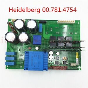 2PCS KLM4-1 00.781.4754/01 Heidelberg Circuit Board M2.144.2111 CD102 Printer