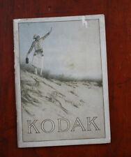 KODAK URUGUAY 1922 PRODUCT CATALOG/cks/207787
