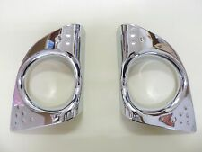 NEW Chrome Fog Light Lamp cover trims for acura TSX 2009 2010 2011 CTS